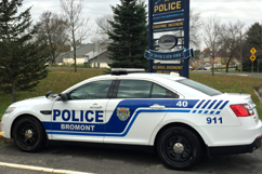 police-bromont