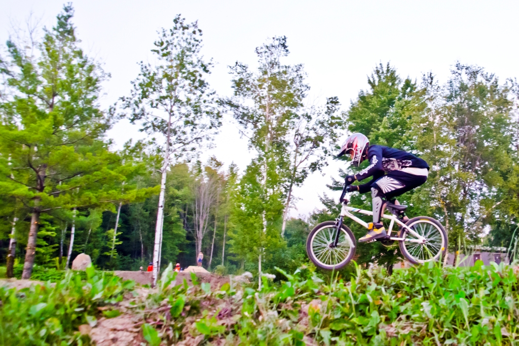 vélo BMXBromont