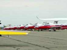 Spectacle aérien – Aéroport Roland-Désourdy