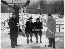 Inauguration de Ski Bromont