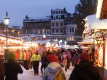 Marché public hivernal
