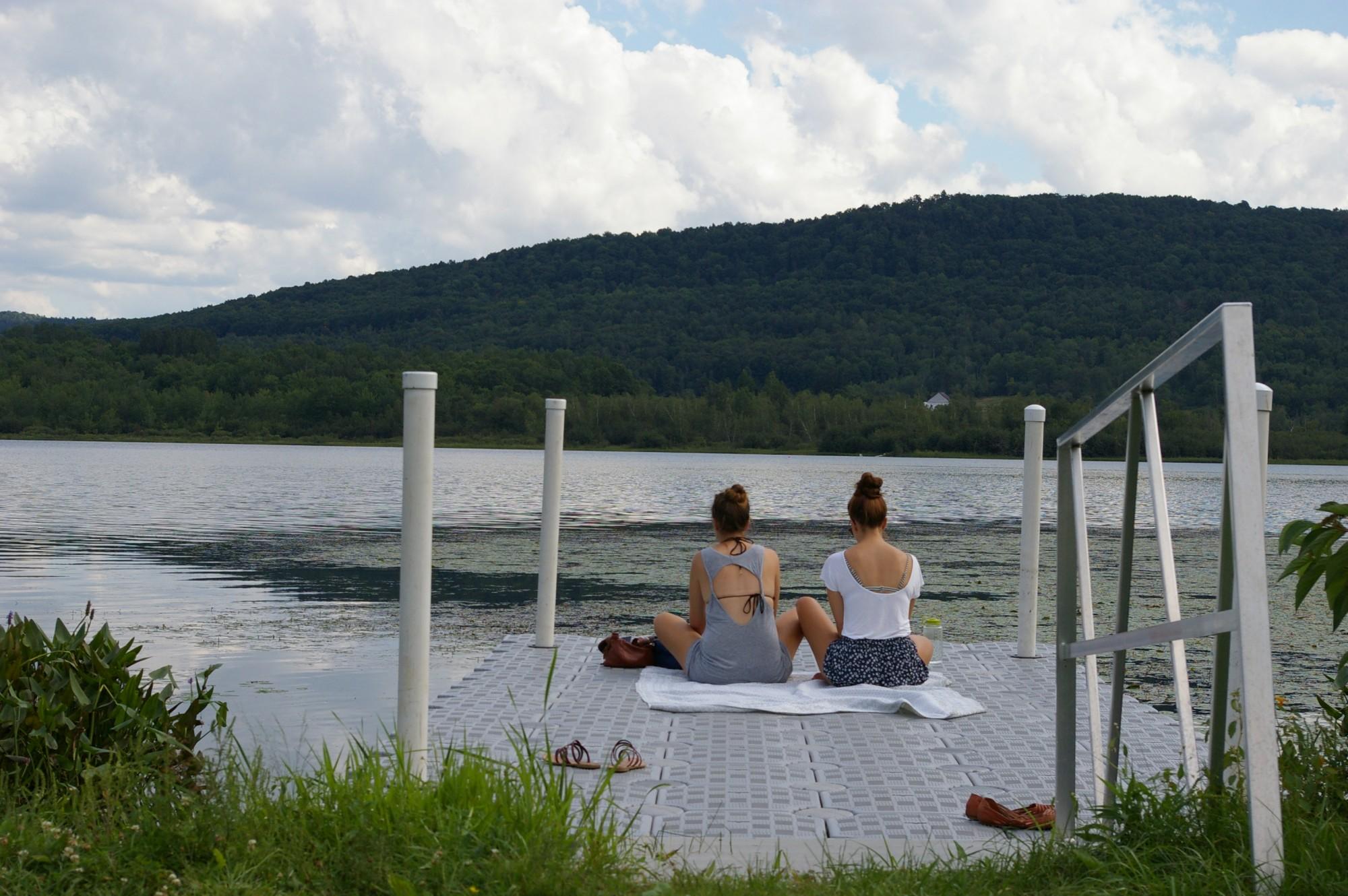 Plage - Lac Bromont (11)